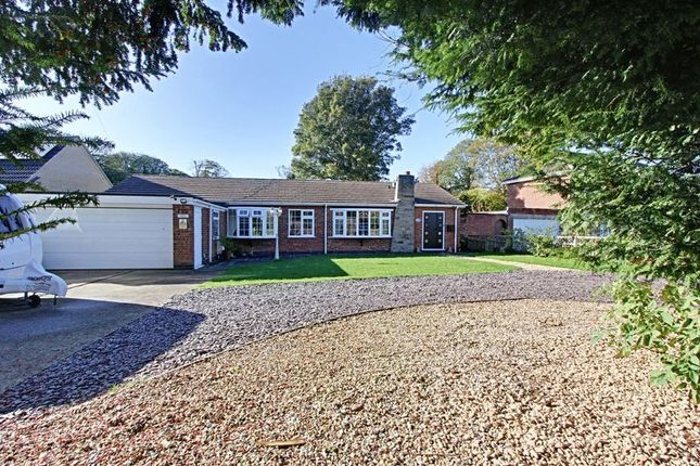 Thumbnail Detached bungalow for sale in Westoby Lane, Barrow-Upon-Humber