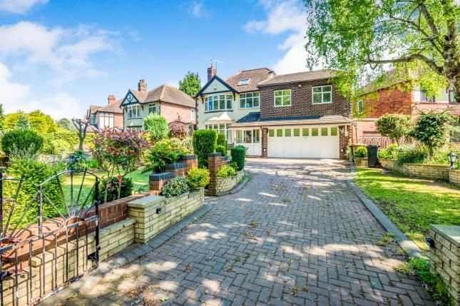 Thumbnail Detached house for sale in Stoney Lane, Bloxwich, Walsall, West Midlands