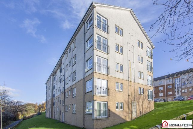 Thumbnail Flat to rent in St Mungos Road, Cumbernauld, North Lanarkshire