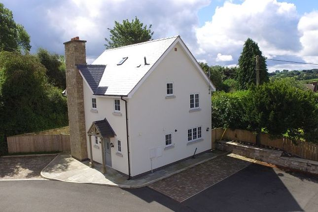 Thumbnail Detached house for sale in Llandegla, Wrexham