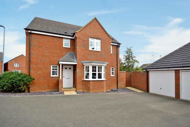 4 bed detached house for sale in Shoemakers Close, Earls Barton, Northampton NN6