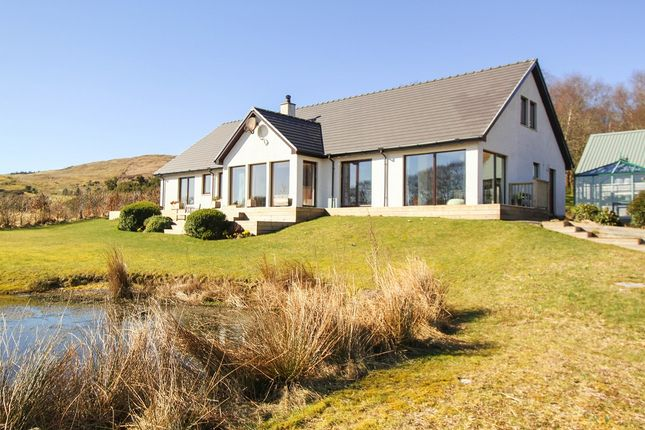 Thumbnail Detached house for sale in Glencruitten, Oban