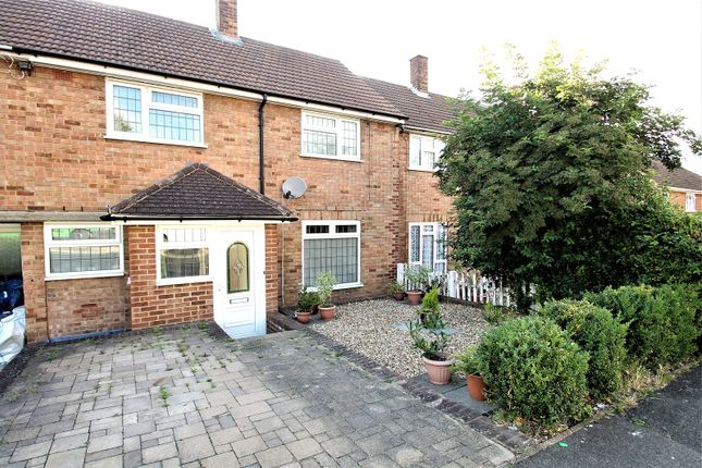 3 bed terraced house for sale in Pennant Road, Rochester, Kent