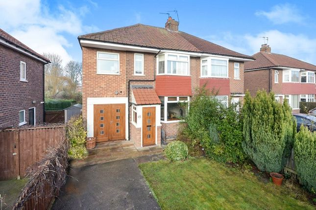 Thumbnail Semi-detached house to rent in Huntington Road, York