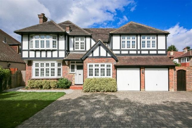 Thumbnail Detached house to rent in Braeside Avenue, Sevenoaks