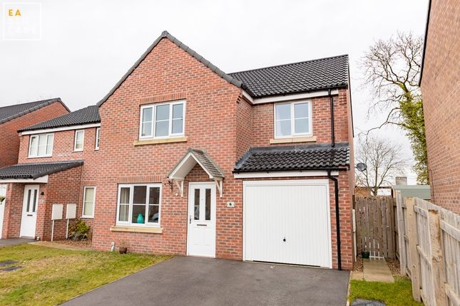 Thumbnail Detached house to rent in Woodside Drive, Scunthorpe