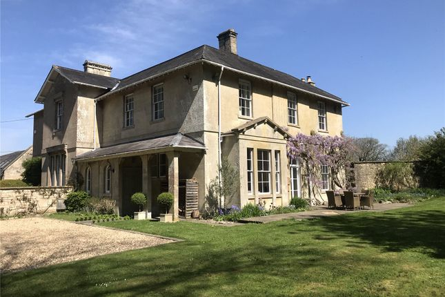 Thumbnail Semi-detached house for sale in Hinton Charterhouse, Bath