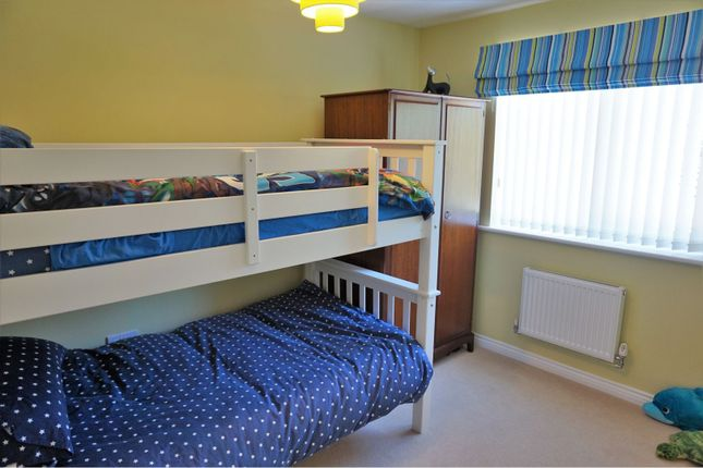 Bedroom Two of Baileys Way, Hambrook PO18