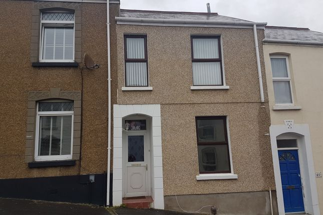 Thumbnail Property to rent in Cambridge St, Brynmill, Swansea