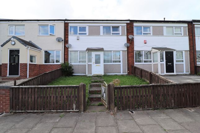 Thumbnail Terraced house for sale in Tenby Close, Blackburn
