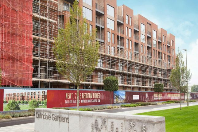Thumbnail Property for sale in Colindale Gardens, Colindale, London