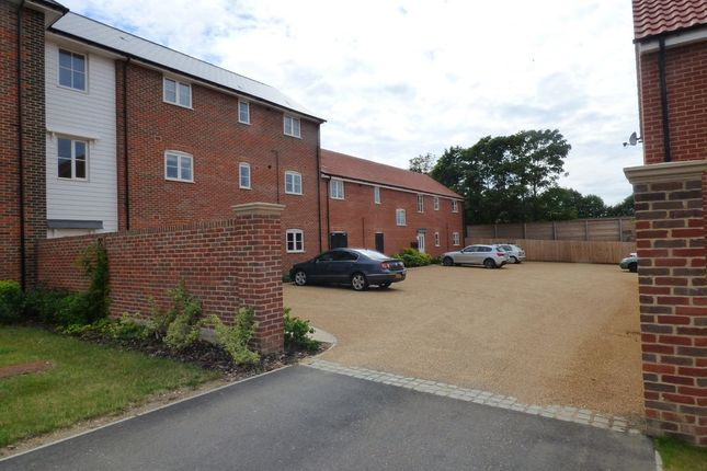Thumbnail Flat for sale in East Close, Bury St. Edmunds