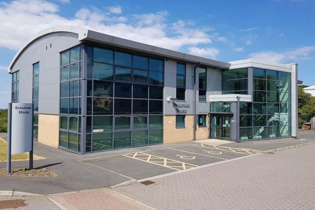 Thumbnail Office for sale in Azure Court, Doxford International Business Park, Sunderland