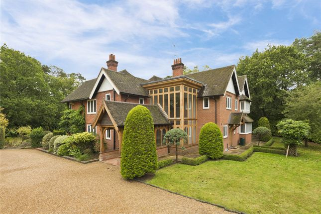 Detached house to rent in Clumps Road, Lower Bourne, Farnham, Surrey