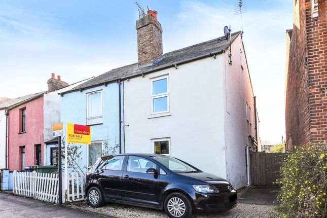 3 bed semi-detached house for sale in Abingdon Road, Oxford