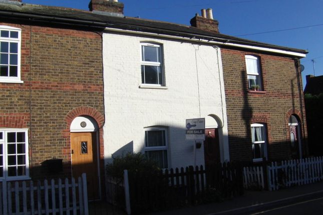 Thumbnail Terraced house to rent in Wantz Rd, Maldon