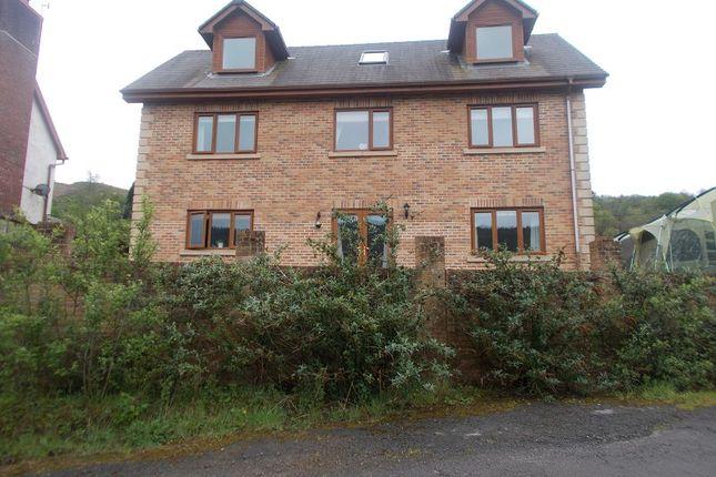 Thumbnail Semi-detached house for sale in Lletty Dafydd, Clyne, Neath, Neath Port Talbot.