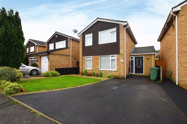 Thumbnail Detached house for sale in Saxon Close, Longlevens, Gloucester