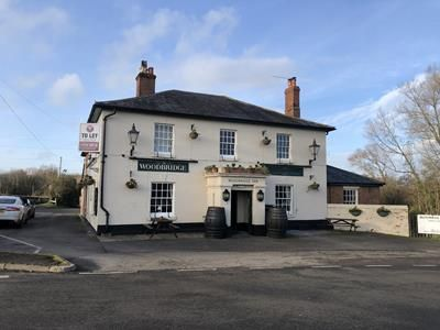 Thumbnail Pub/bar to let in Woodbridge Inn, North Newnton, Pewsey, Wiltshire