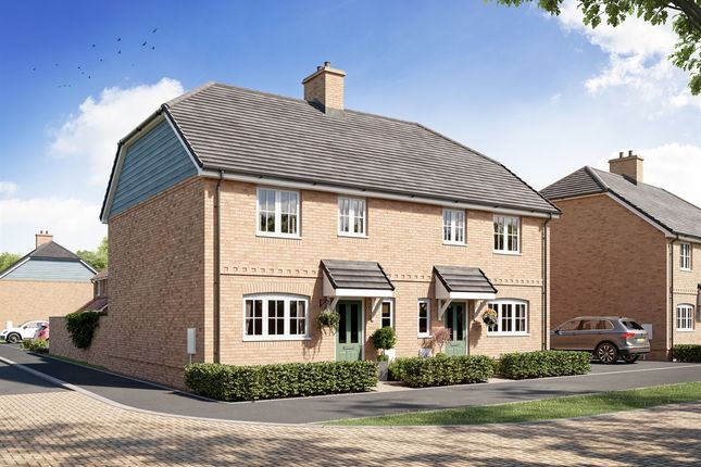 """3 bed semi-detached house for sale in """"The Chester"""" at Coldharbour Road, Northfleet, Gravesend DA11"""
