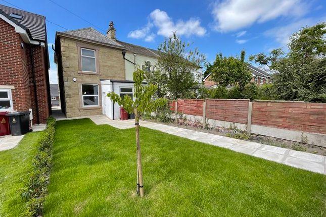 Thumbnail Semi-detached house for sale in Roman Road, Blackburn