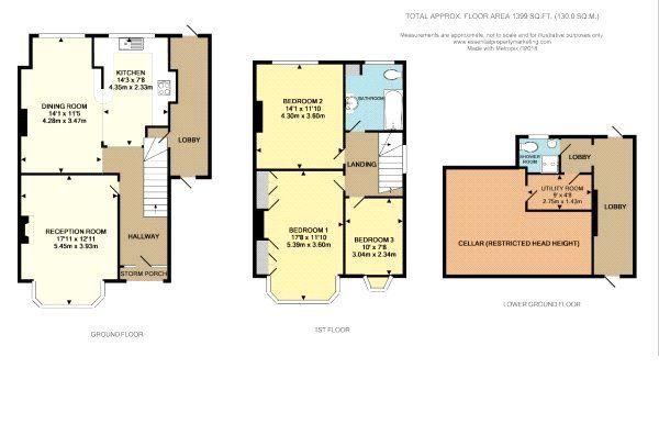 Thumbnail Semi-detached house for sale in 23-21 Avondale Road, South Croydon, Croydon, Surrey