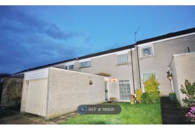 Thumbnail Terraced house to rent in Coverley Close, Brentwood