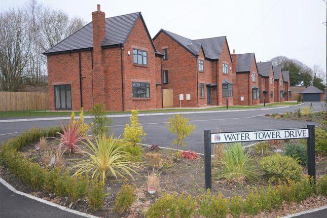 Thumbnail Detached house for sale in Plot 4, Water Tower Drive, Eccleston Park, Prescot