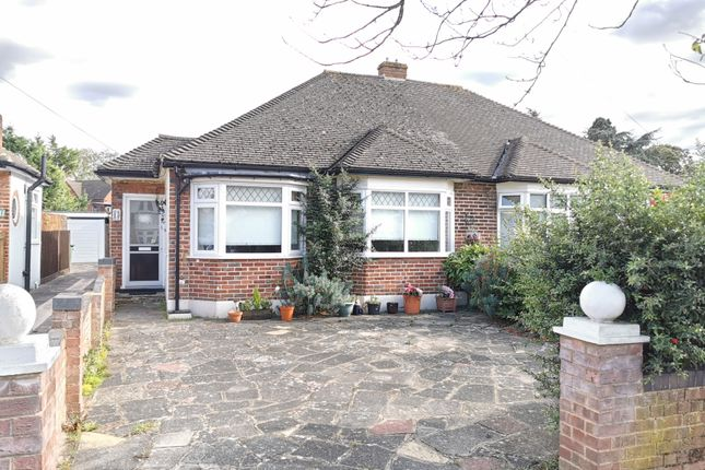 Thumbnail Semi-detached bungalow for sale in Oakland Way, Epsom