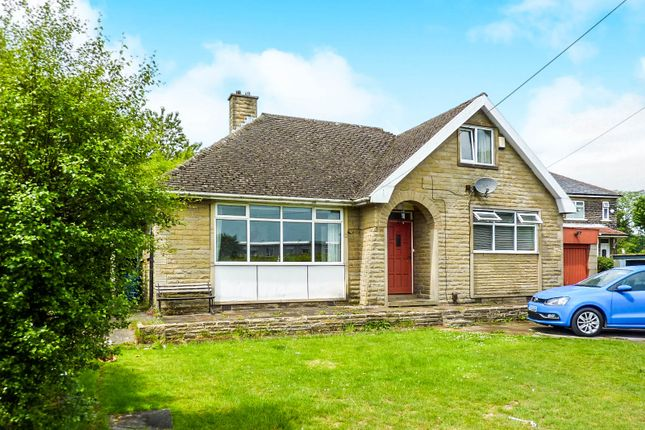 Thumbnail Detached bungalow for sale in Moorlands Crescent, Ovenden, Halifax
