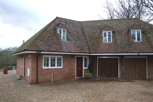 Thumbnail Cottage to rent in The Cottage, Belbins House, Belbins, Romsey, Hampshire