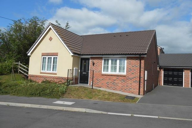 Thumbnail Semi-detached bungalow for sale in Stewart Close, Evesham