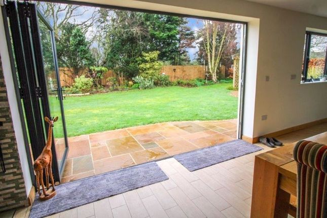 Doors To Garden of The Close, Corton, Lowestoft NR32