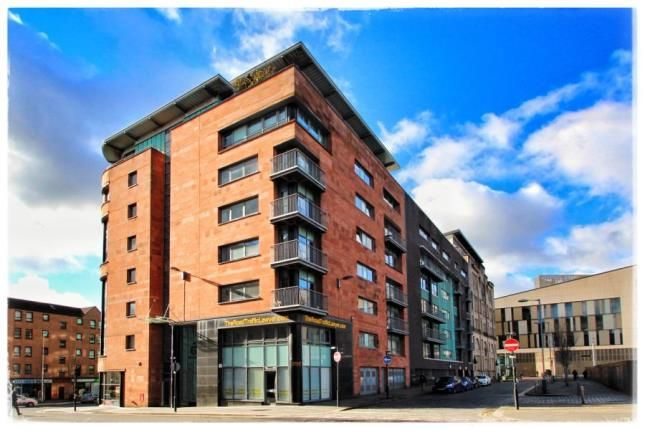 Thumbnail Flat for sale in High Street, Merchant City, Glasgow