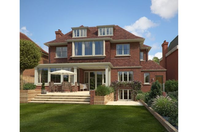 Thumbnail Detached house for sale in St. Mary's Road, Wimbledon