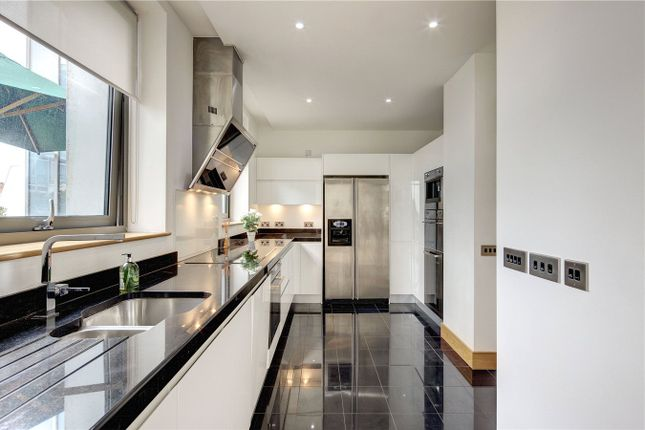 Kitchen of Melrose Apartments, 6 Winchester Road, Swiss Cottage NW3