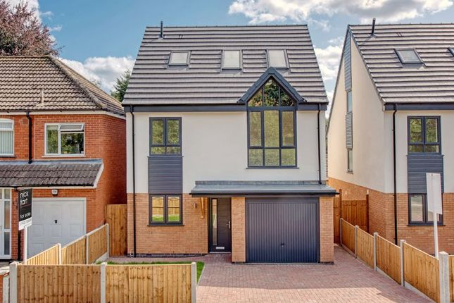 Thumbnail Detached house for sale in 116 Clark Road, Compton, Wolverhampton