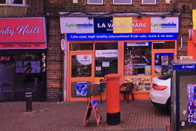 Thumbnail Retail premises for sale in Becontree Avenue, Dagenham