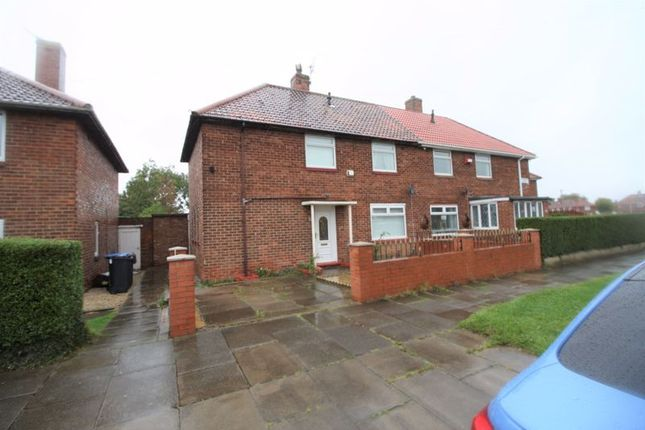 Thumbnail Semi-detached house to rent in Lawnswood Road, Middlesbrough