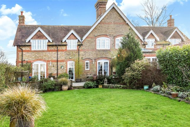 Thumbnail Semi-detached house for sale in Houghton, Arundel, West Sussex