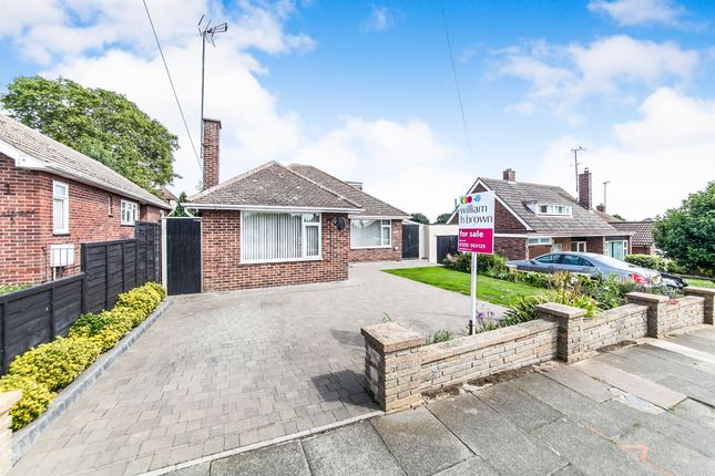 Thumbnail Detached bungalow for sale in The Drive, Dovercourt, Harwich