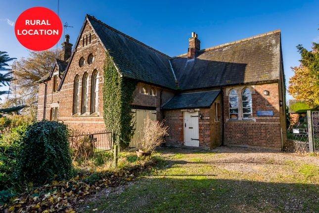Thumbnail Detached house for sale in Spalding Marsh, Spalding