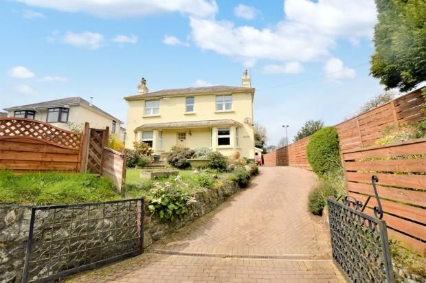 Thumbnail Detached house for sale in Plymouth Road, Buckfastleigh, Devon