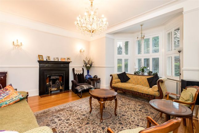 Thumbnail Semi-detached house for sale in Dukes Avenue, Chiswick, London