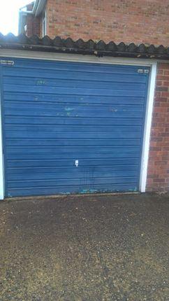 Thumbnail Parking/garage to rent in Garage On Block, Ranworth Close, Erith
