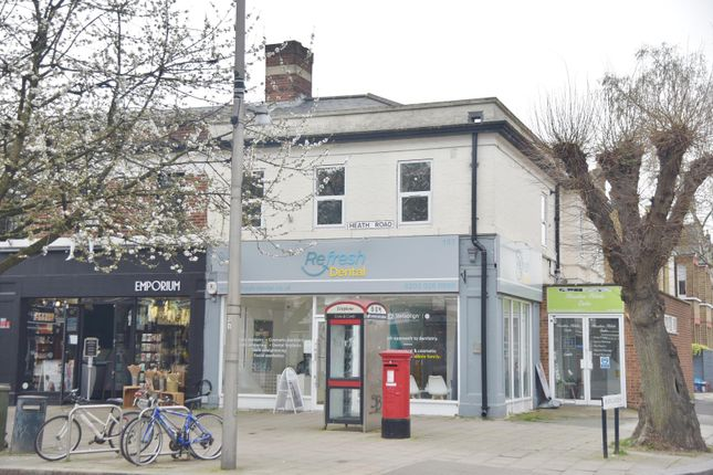 Thumbnail Maisonette to rent in Heath Road, Twickenham