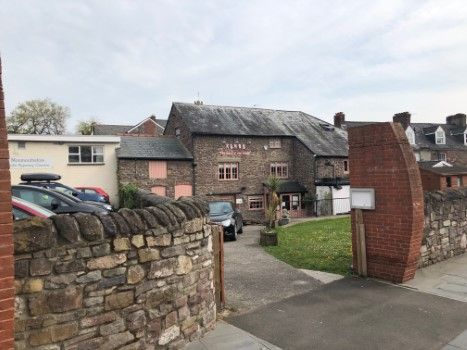 Thumbnail Restaurant/cafe for sale in Brewery Yard, Lion Street, Abergavenny