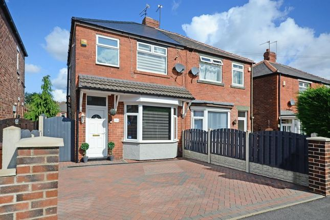 Front of Houstead Road, Handsworth, Sheffield S9