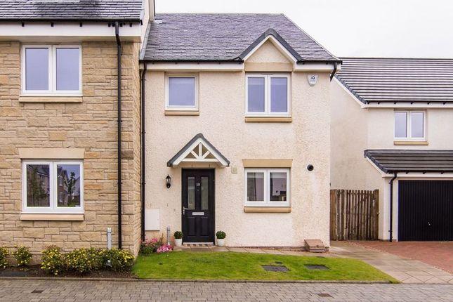 Thumbnail End terrace house for sale in 18 Corby Craig Avenue, Bilston, Midlothian