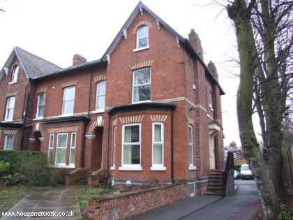 Thumbnail Flat to rent in Heaton Moor Road, Stockport, Cheshire